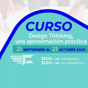 Design Thinking, una Aproximación Práctica
