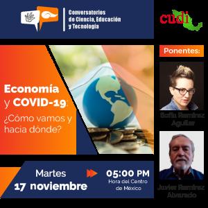 Economía y Covid19: ¿Cómo vamos y hacia dónde?