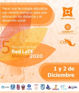 5ta reunión anual de la Red LATE México