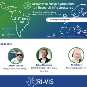 Latin America - Europe Symposium on Research Infrastructures