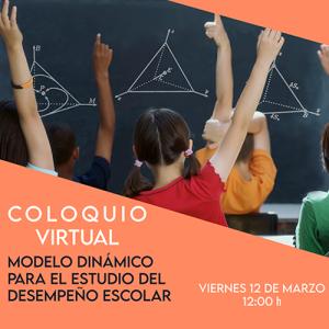 Modelo dinámico para el estudio del desempeño escola