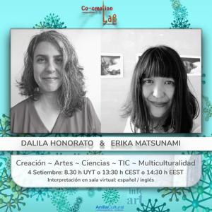 ¿Qué tienen en común Dalila Honorato y Erika Matsunami?
