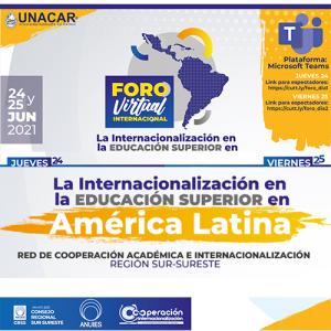 La Internacionalización en la Educación Superior en América Latina