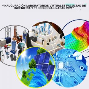 Inauguración del Laboratorio Virtual Facultad de Ingeniería y Tecnología-UNACAR