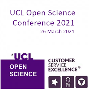 UCL Open Science Conference 2021
