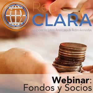Ciclo de Webinars: Servicios RedCLARA