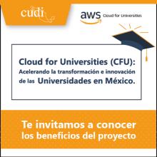Cloud for Universities brinda beneficios en créditos promocionales de AWS, capacitaciones, oportunidades de networking, iniciativas de innovación y más