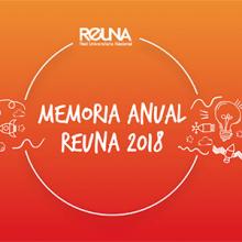 Memoria REUNA 2019
