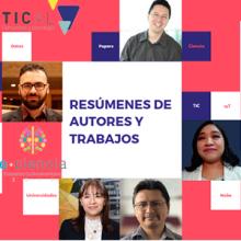 Conozca, uno a uno, los trabajos y autores seleccionados para TICAL2019 y el 3er Encuentro de e-Ciencia