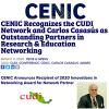 Carlos Casasús ganador del Premio Innovaciones en Redes CENIC 2020