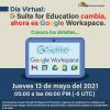 G Suite for Education cambia, ahora es Google Workspace. Conoce los detalles...