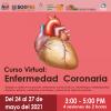 """Curso Virtual """"Enfermedad Coronaria"""""""