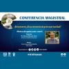Conferencia Magistral: Biosensores: ¿Es su Momento de Gran Oportunidad?