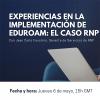 Experiencias en la implementación de eduroam: el caso RNP