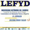 III Jornada Internacional Cultura Física y Salud